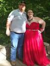 A-line Strapless Chiffon Floor-length Beading prom dress #Favs020105995