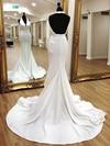 Trumpet/Mermaid Halter Sequined Sweep Train Sequins Prom Dresses #Favs020106075