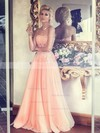 A-line Sweetheart Floor-length Tulle Prom Dresses with Appliques Lace #Favs02016777