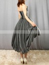 Princess Sweetheart Tulle Asymmetrical Beading Different Prom Dresses #Favs020102748