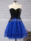 Princess Sweetheart Organza Short/Mini Tiered Nice Homecoming Dresses #Favs020102562